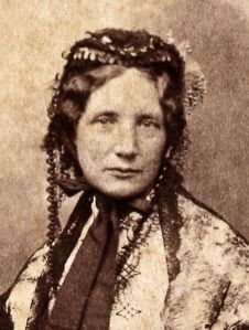 Harriet Beecher Stowe, c. 1852, (Bowdoin College Museum of Art, Gurney & Sons)