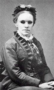 Hymn writer Fanny Crosby