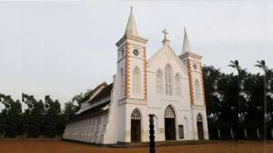 Niranam St.Mary's Orthodox Church