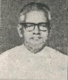 Rev. C.V.George