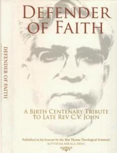 Rev. C. V. John