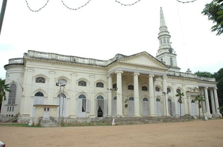 St George's Cathedral, Chennai (photo credit - wiki)