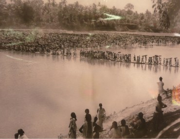 An undated early photo of the Maramon Convention. (www.marthoma.in)