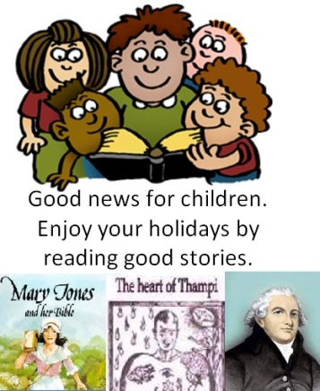 Children Reading notice
