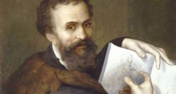 Michelangelo. (Photo from www.freyasflorence.com)