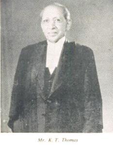 Adv. K.T.Thomas