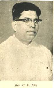 Rev. C.V.John