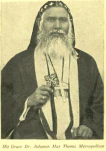 Most Rev. Juhanon Mar Thoma Metropolitan