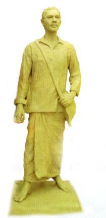 Titusji statue